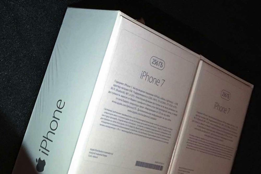 Apple iPhone 7 China Russia Обман 2