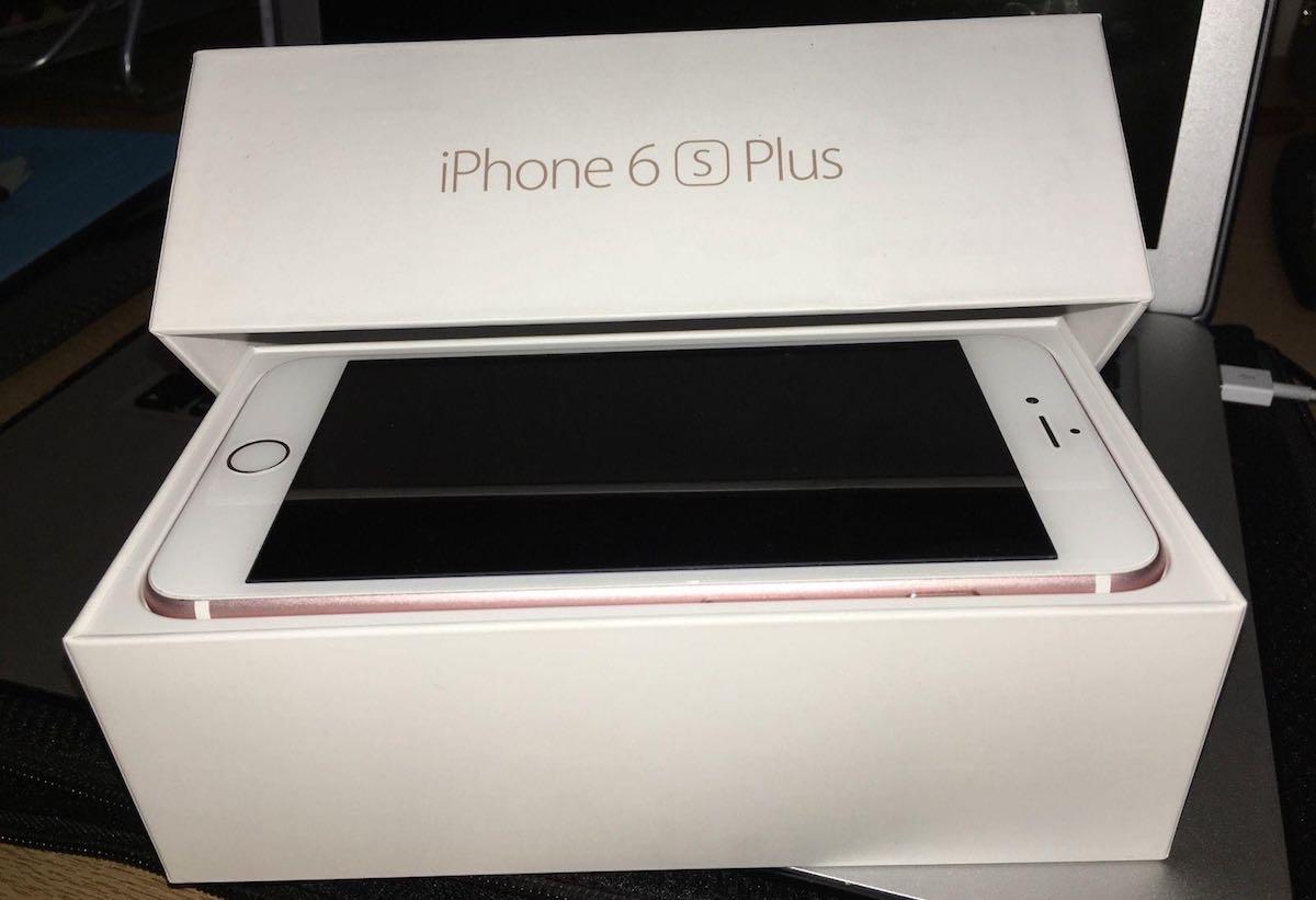 Apple iPhone 7 China Russia Обман 3