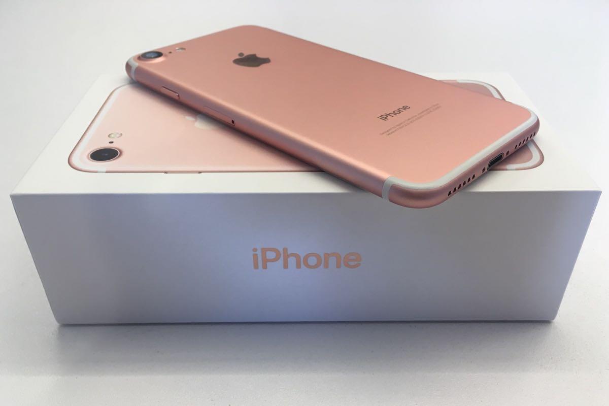 Apple iPhone 7 China Russia Обман