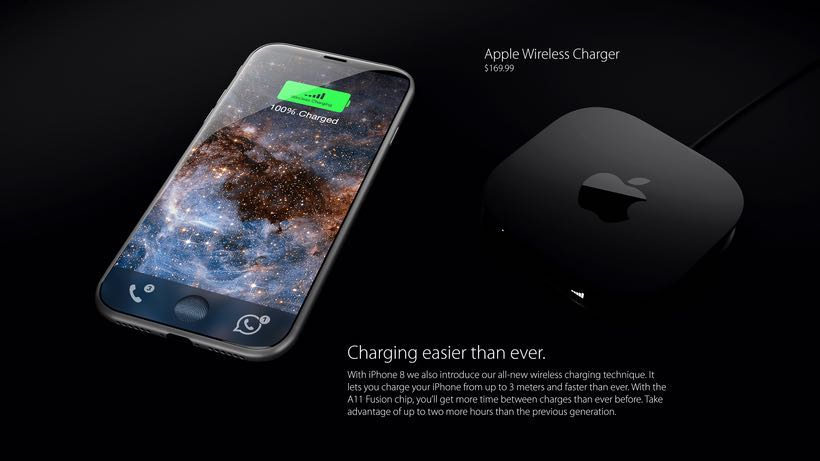 Apple iPhone 8 Concept 2017 5