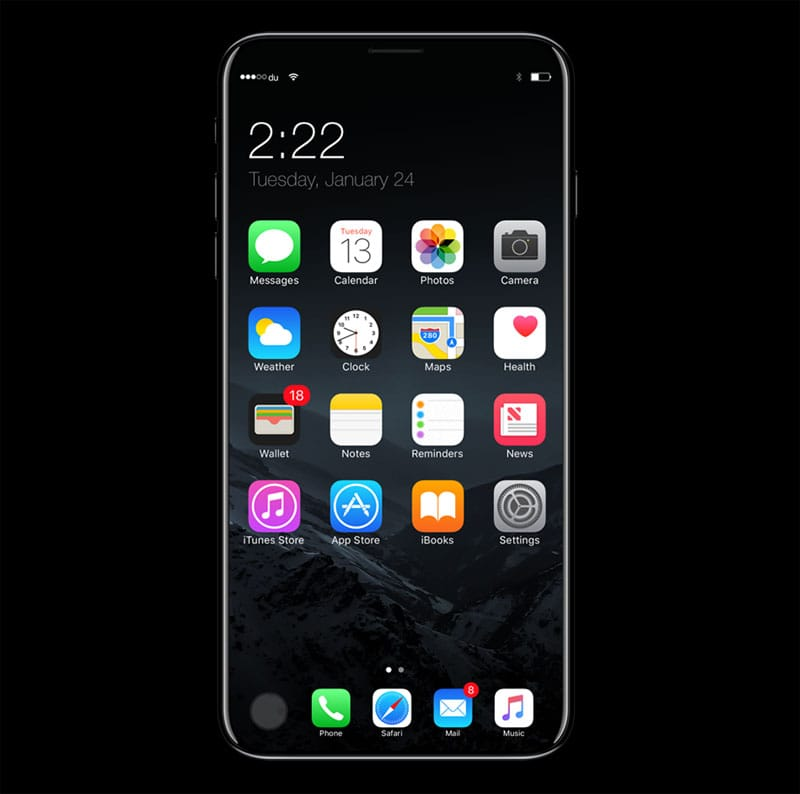 Apple iPhone 8 Concept Photo 5