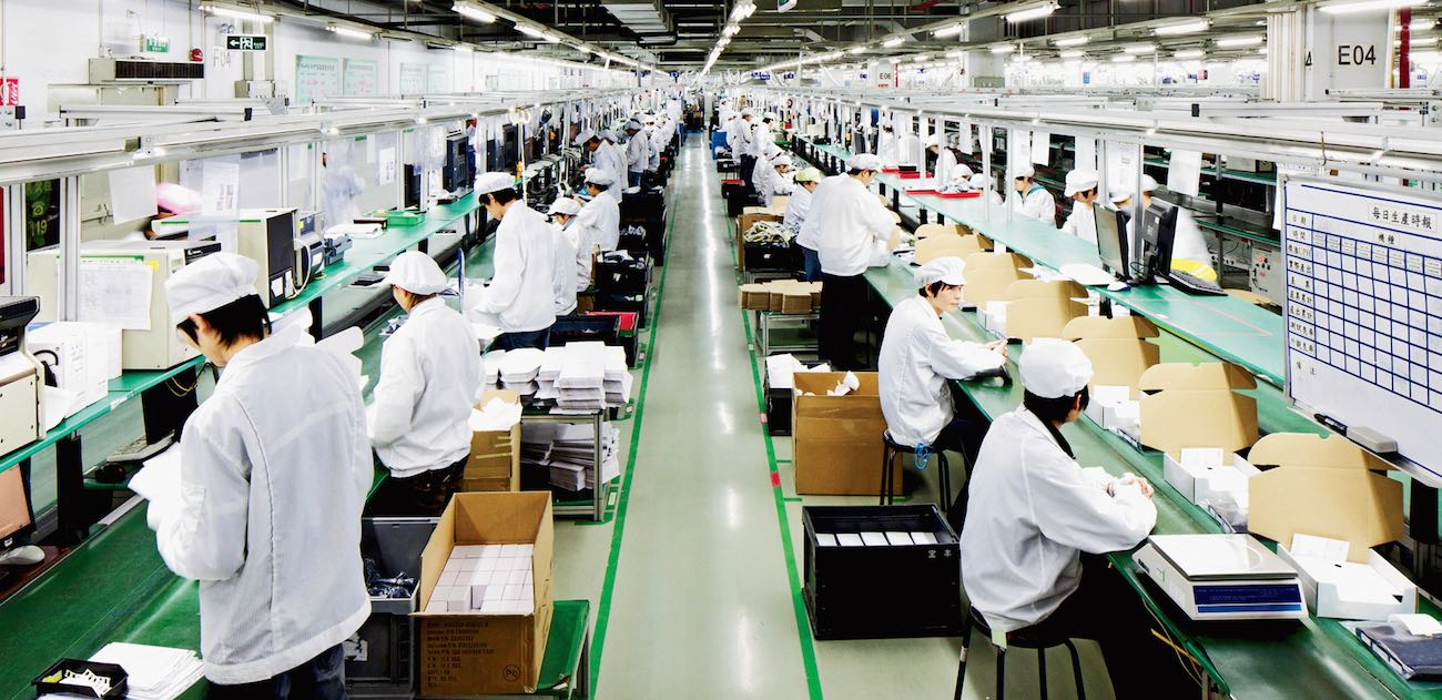 apple manufacturing in china essay Reasons behind chinese manufacturing dominance china it's a well-known statement god made men, the rest is made in china topic: working conditions in chinese labor factors today, many companies from the united states, such as apple and nike, develop and create their product in china.