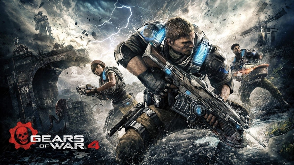 Gears of War 4 Xbox One PC