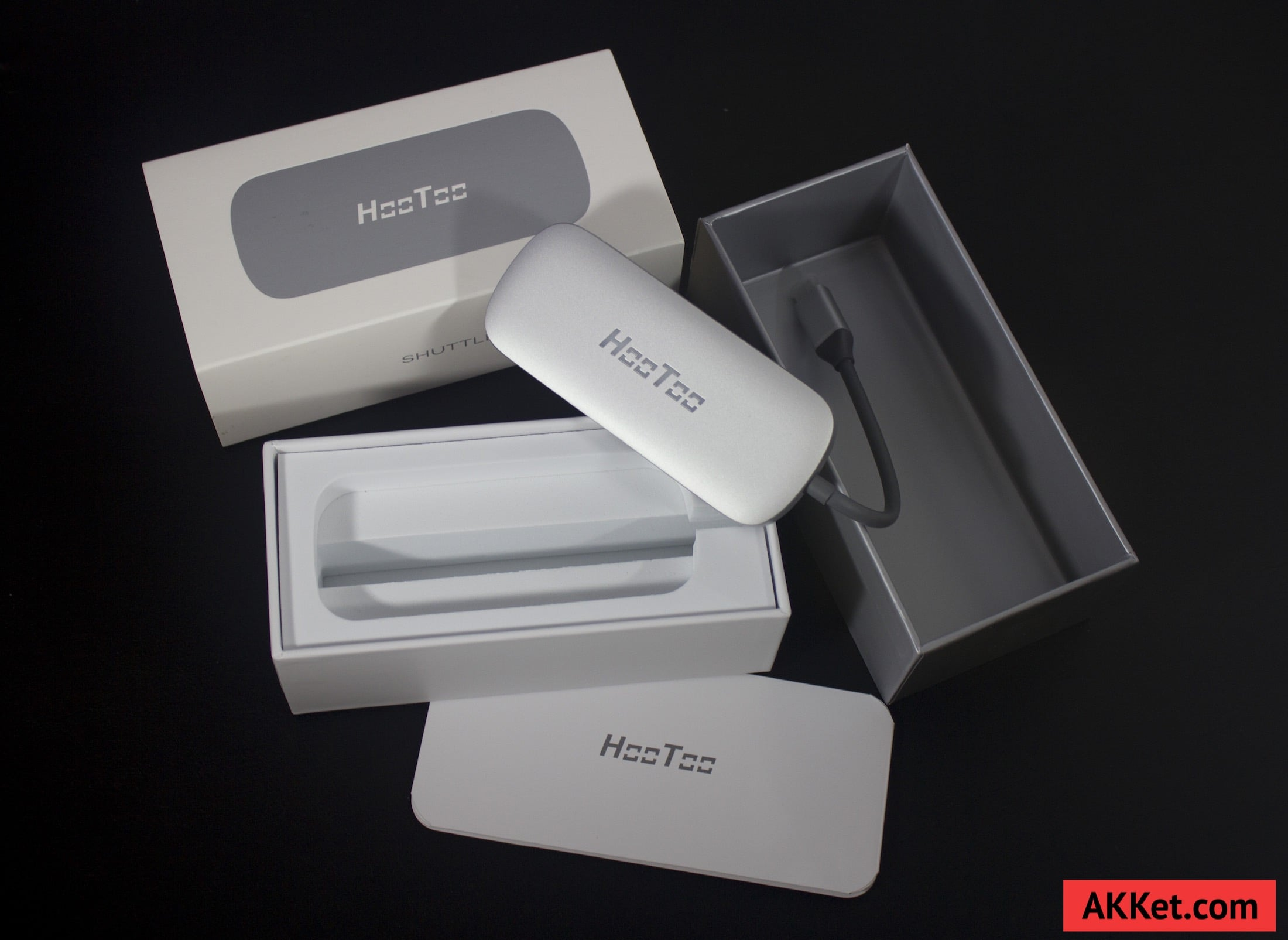 HooToo Shuttle HT-UC004 best adapter USB Type-C MacBook 12 MacBook Pro Apple Review 8