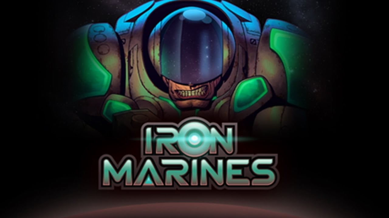 Iron Marines iPhone, iPad и iPod Touch