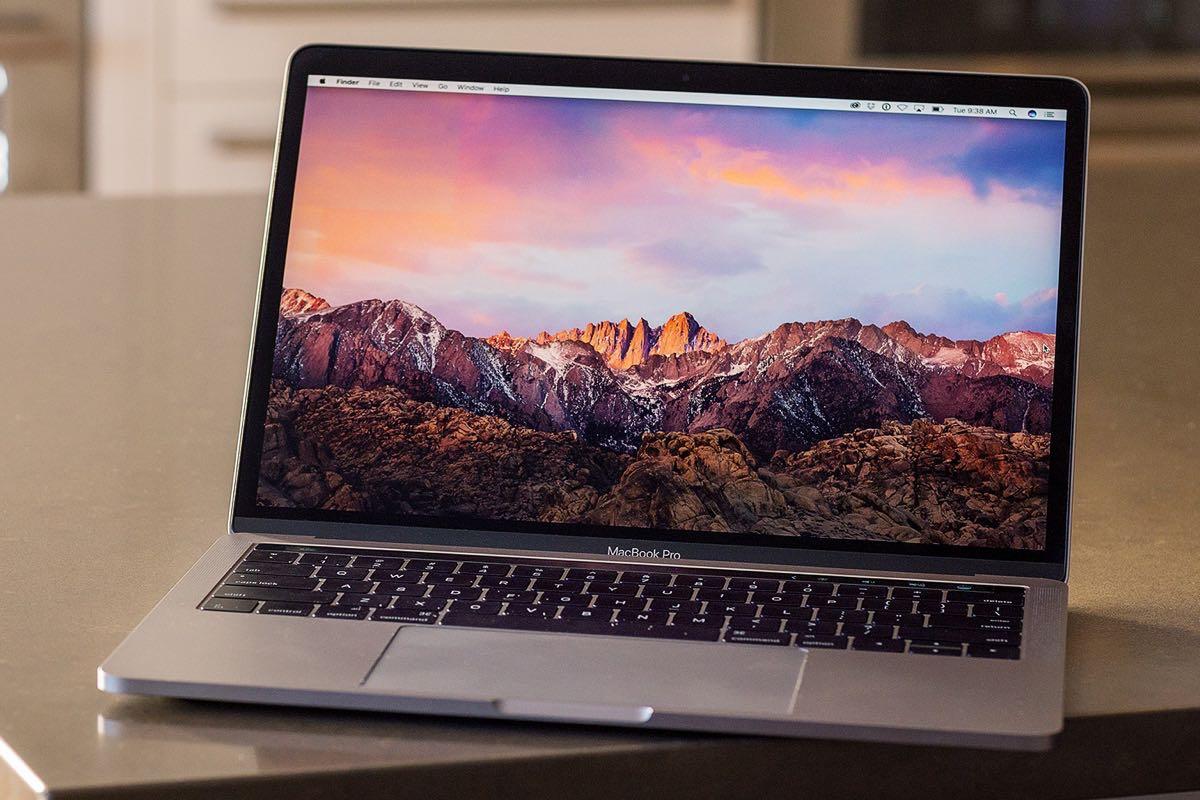 MacBook Pro 2016 macOS Sierra 10.2 2