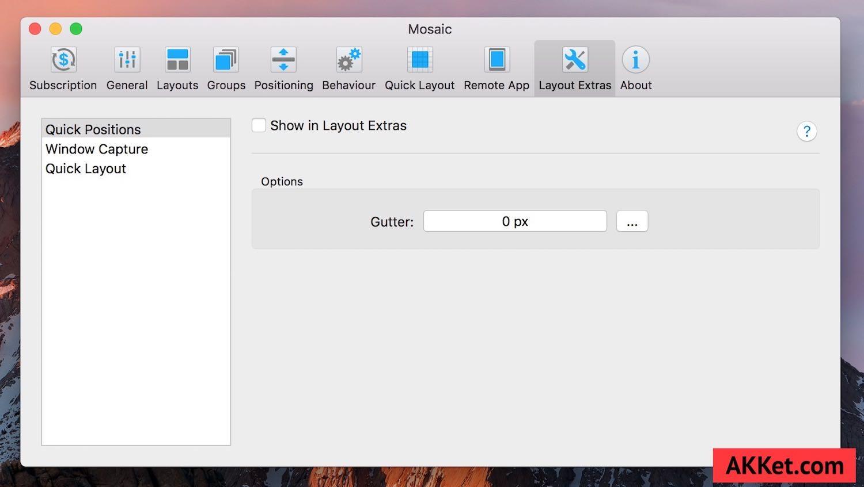 Mosaic Mac App Window Tidy Download review 10