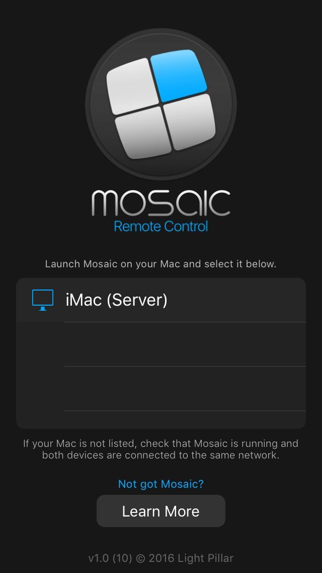 Mosaic Mac App Window Tidy Download review 13