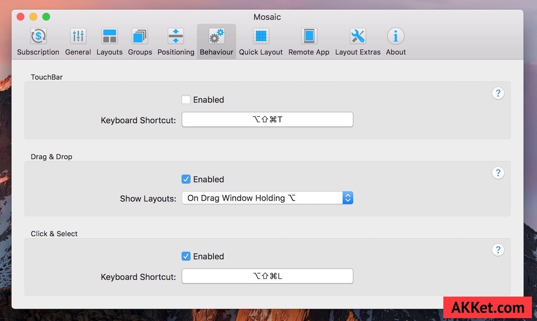 Mosaic Mac App Window Tidy Download review 6