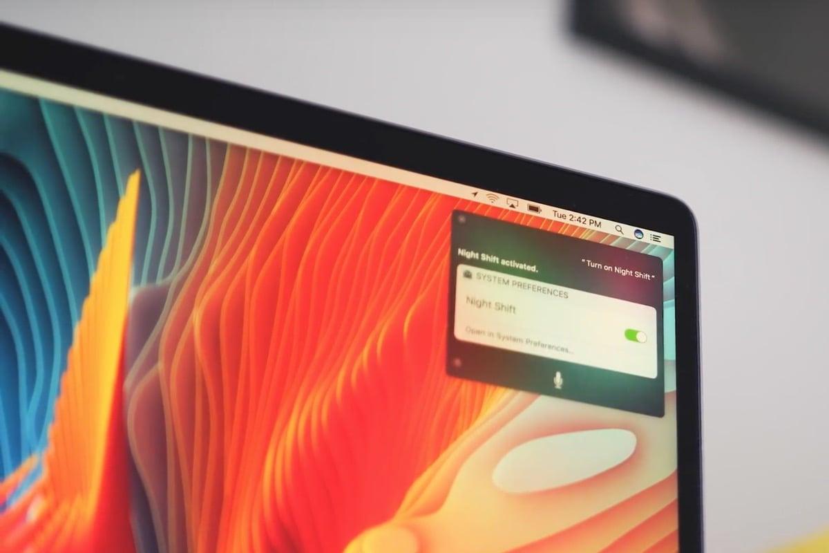 Night Shift MacBook 12 Review Apple macOS Sierra 10.12.4 Download