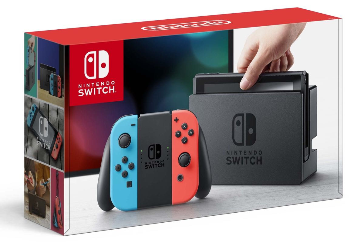 Nintendo Switch Russia Buy 3