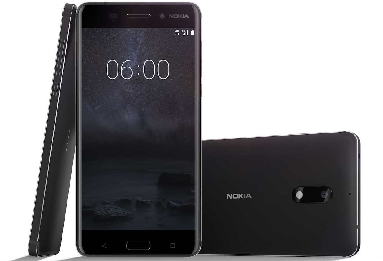 Nokia 6 China Russia Buy