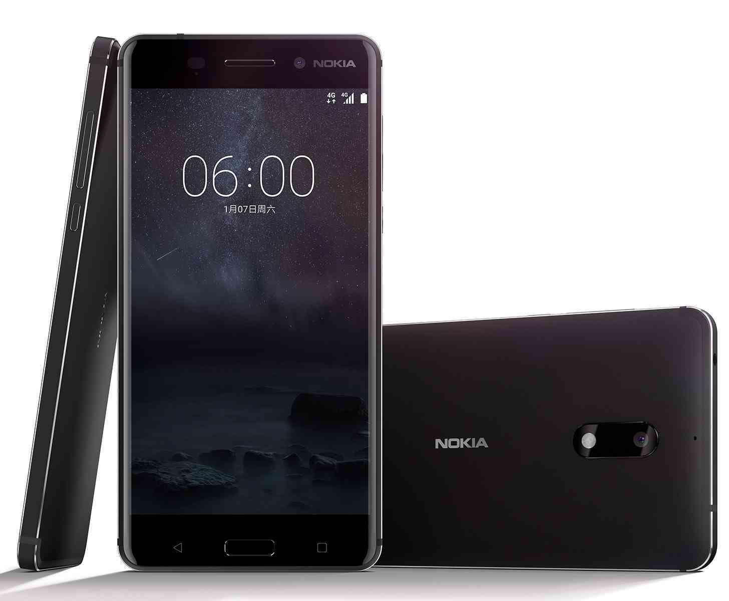 Nokia 6 SmartPhone Android