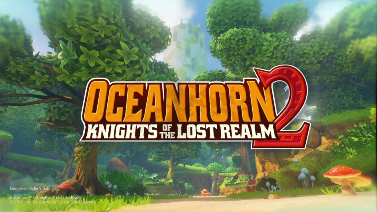 Oceanhorn 2 Knights of the Lost 5