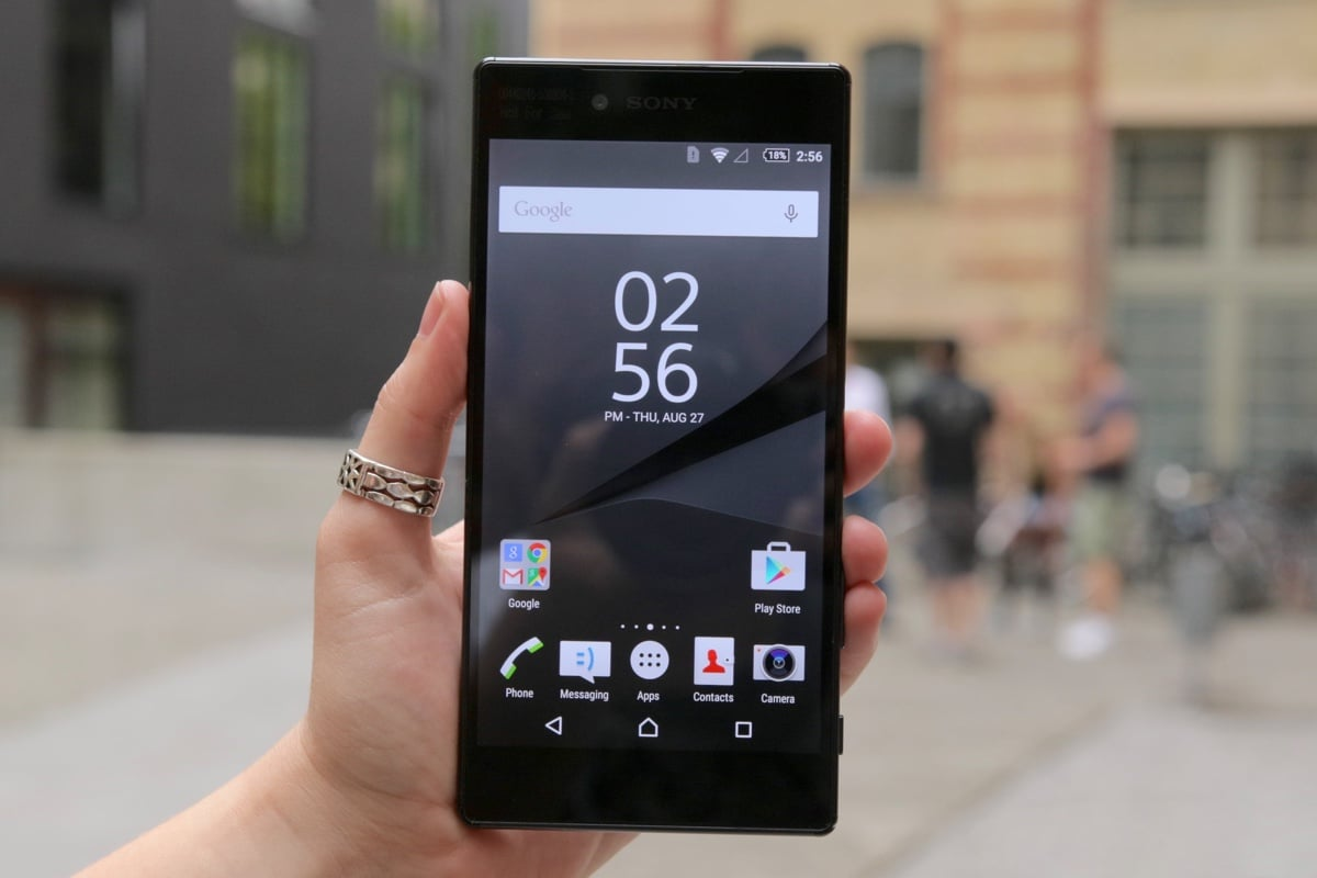 Sony Xperia Z5 Premium Android