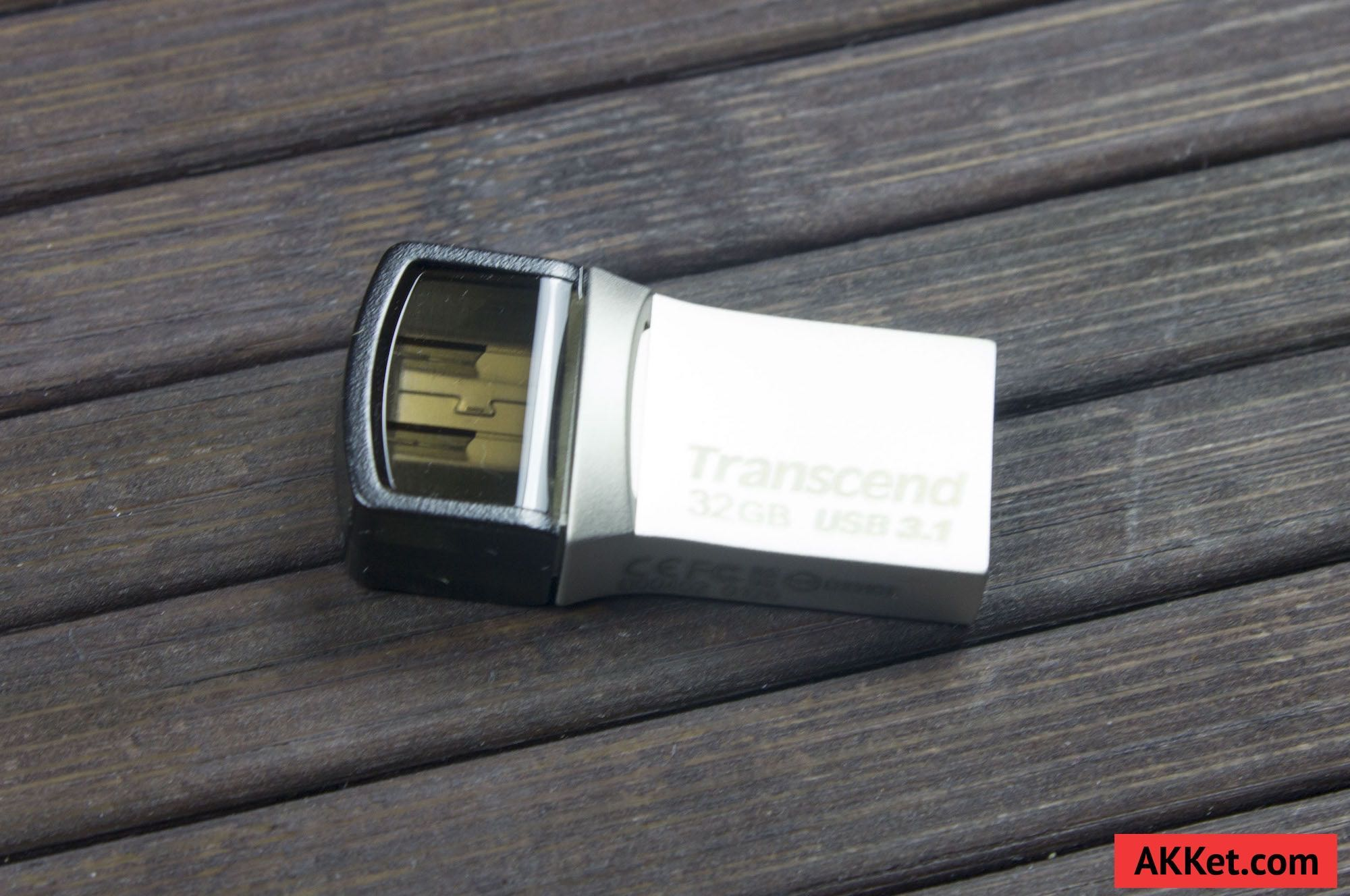 Transcend JetFlash 890S USB Type-C Review MacBook 12 Flash Drive 0 3
