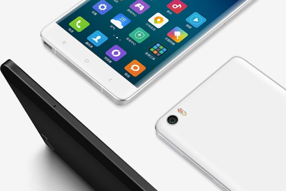 Xiaomi Mi Note 2 Blue Coral 2