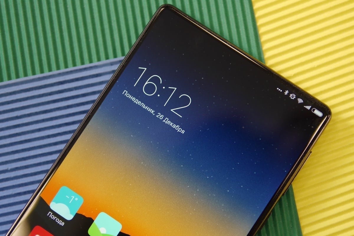 Xiaomi Mi6 Mix Mix Android 7.0 2