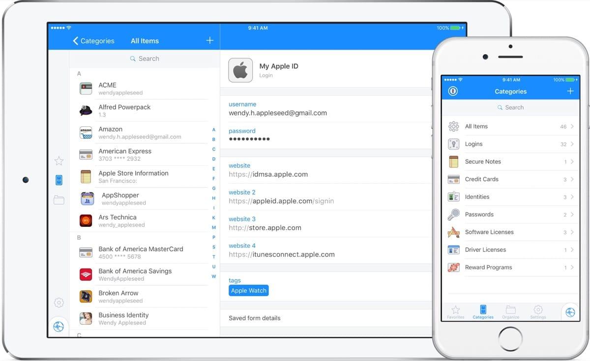 1password review Mac iOS 2