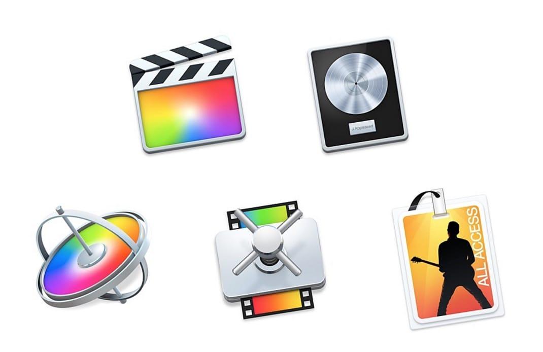 Apple Pro Apps Bundle for Education
