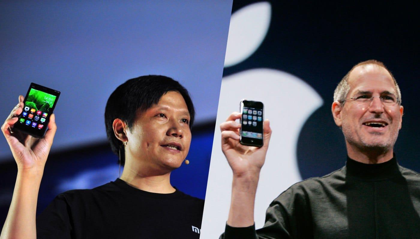 Apple Xiaomi China 1