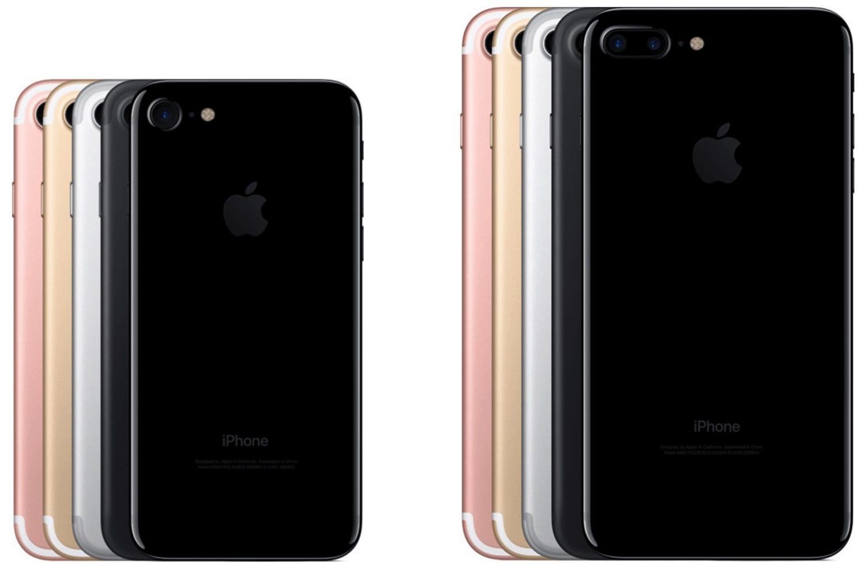 Apple iPhone 7 Plus Smartphone-1