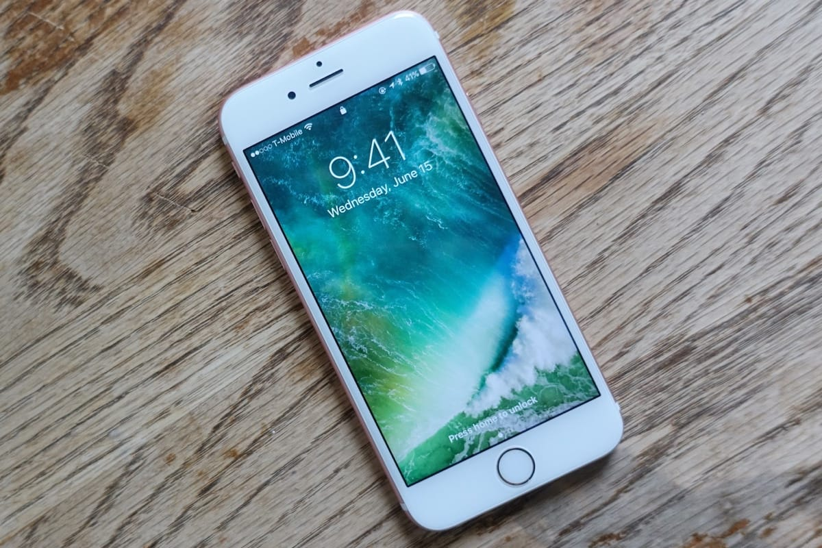 Apple iPhone 7 iOS 10.3 beta download 2
