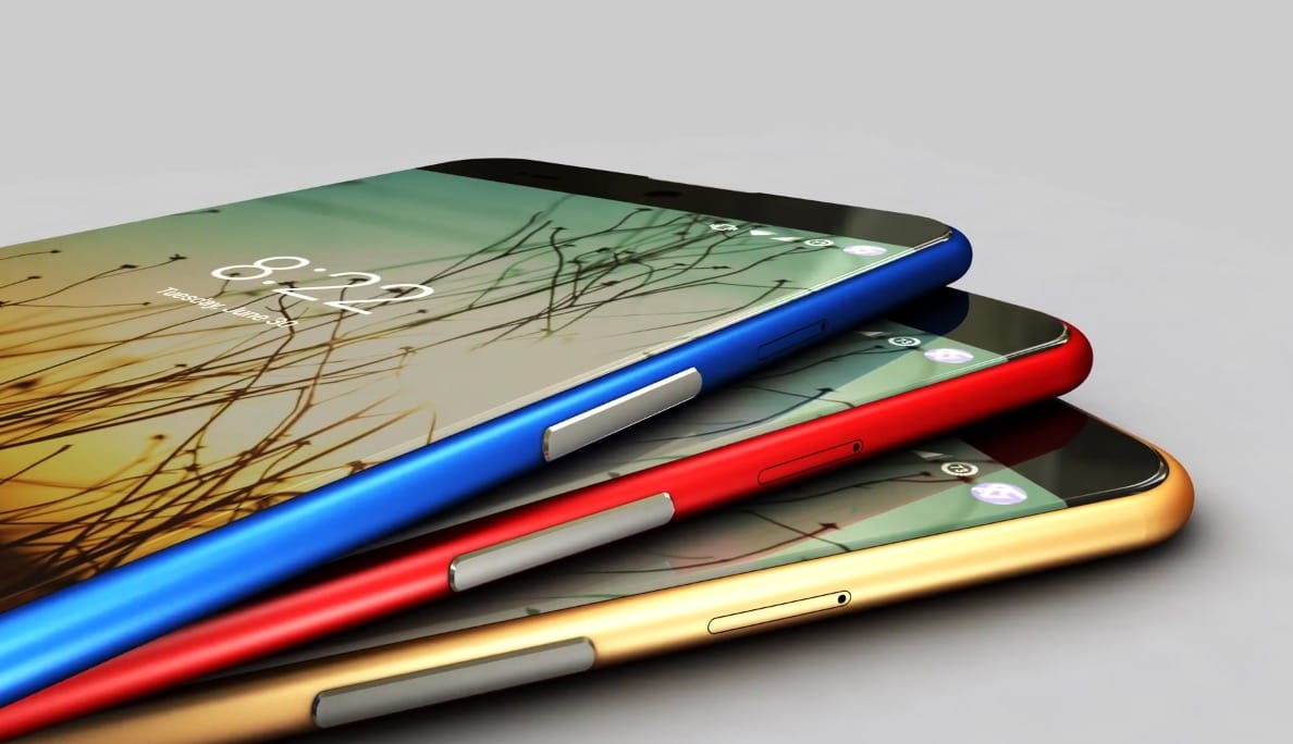 Apple iPhone 8 OLED 2