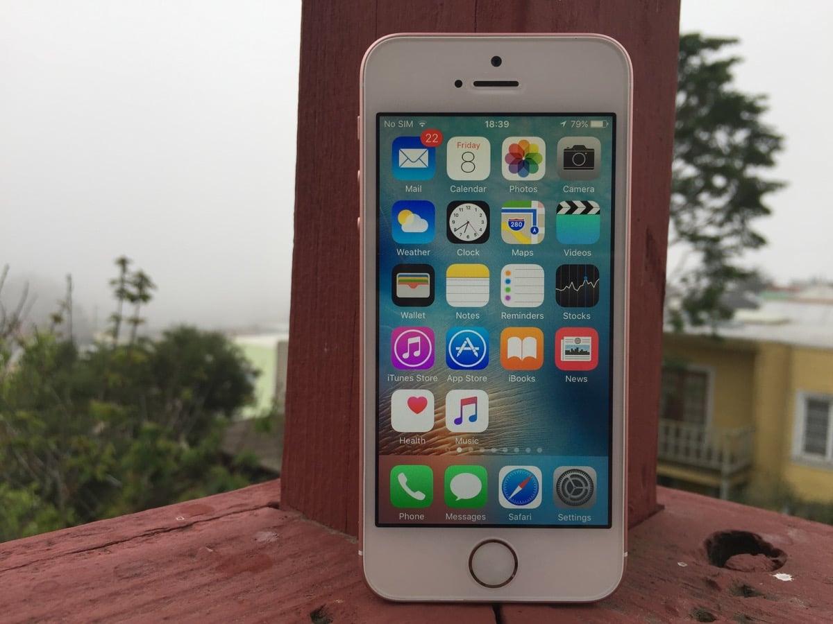 Apple iPhone SE Buy Shop 2