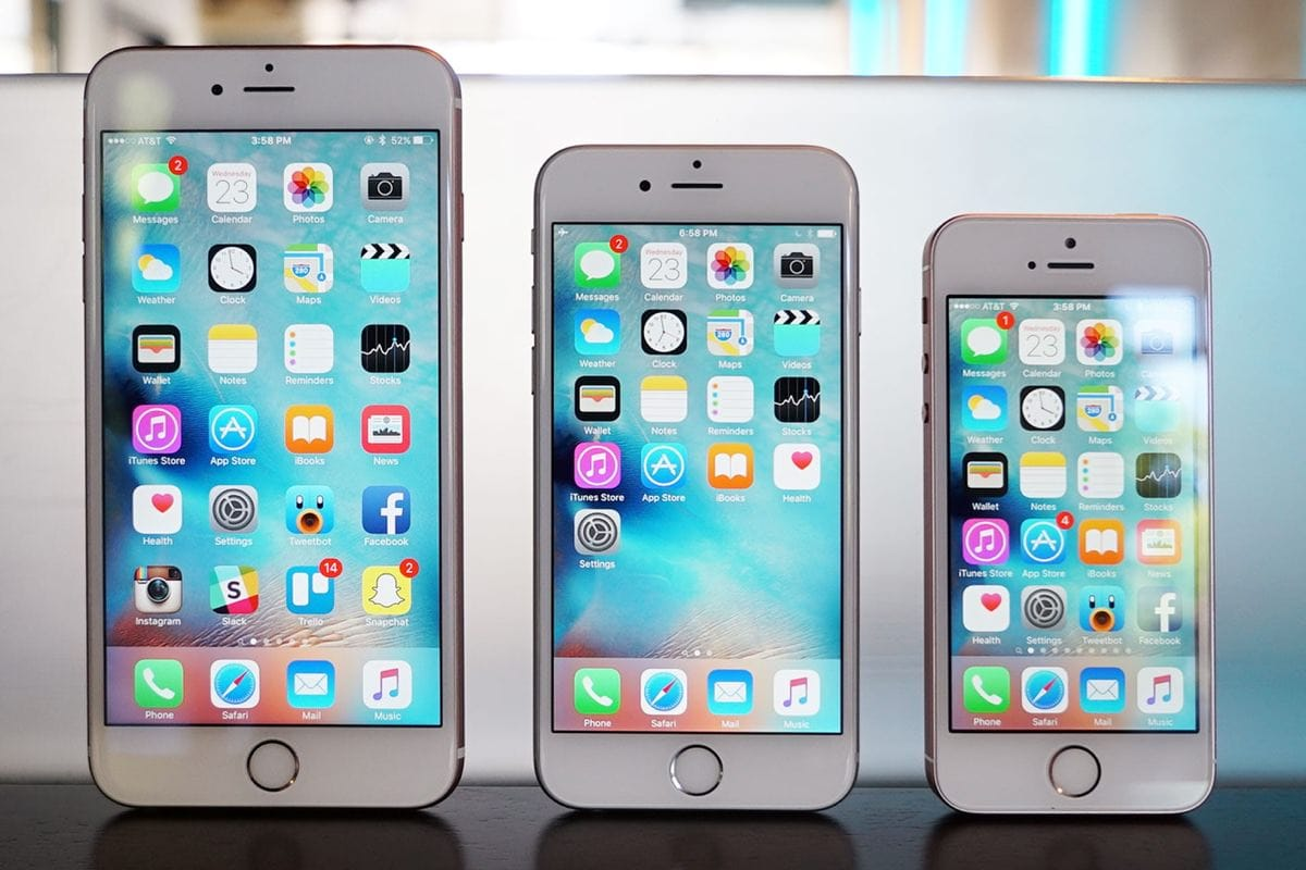 Apple iPhone iPhone 5s 3