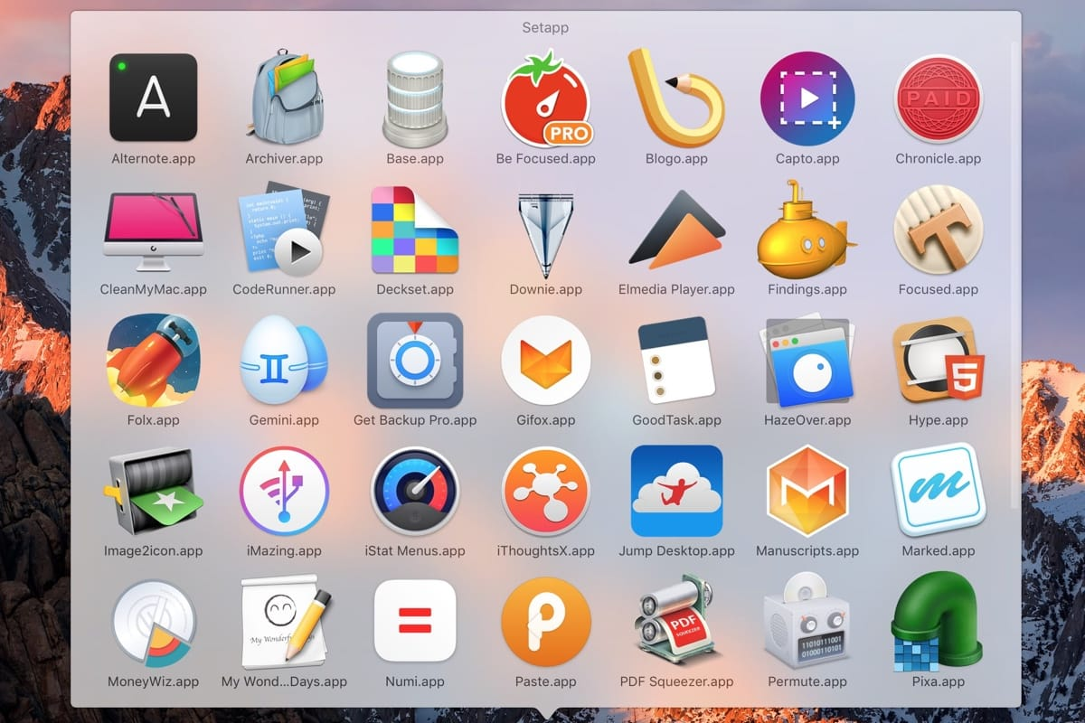 Apple macOS Apps 2