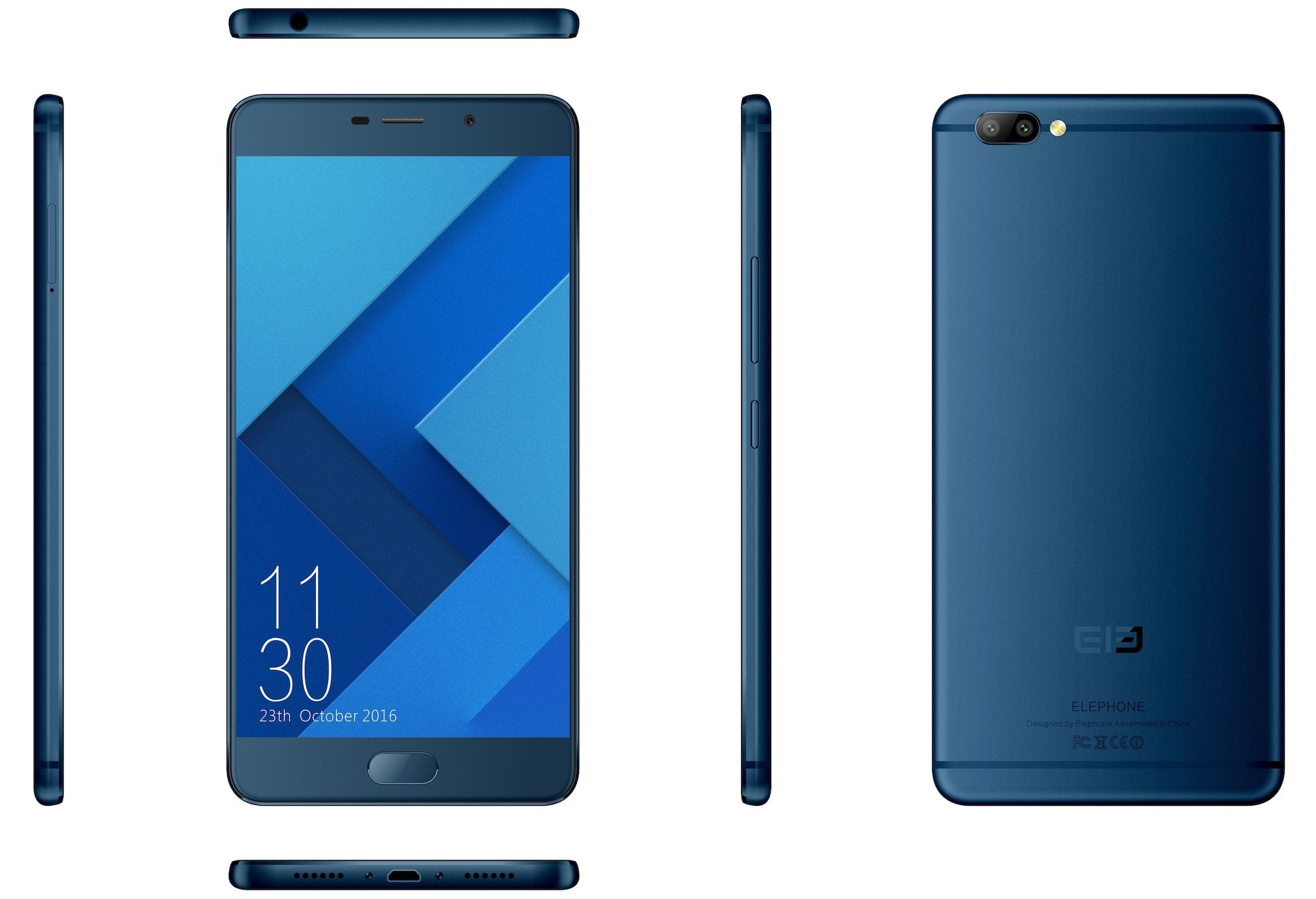Elephone Play X 1