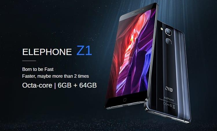 Elephone Z1 6Gb 1