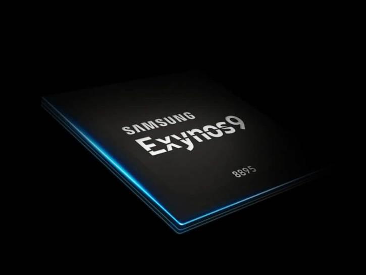 Exynos 8895 Galaxy S8
