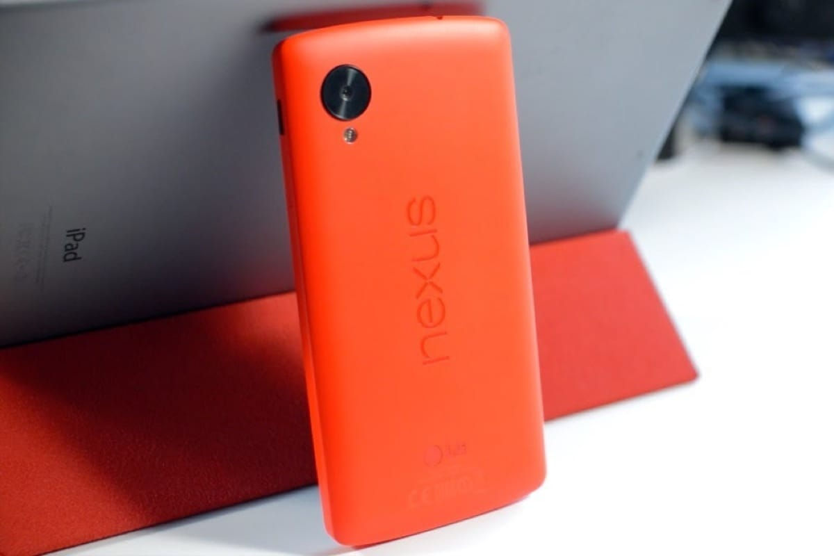 Google Nexus 5 Red Buy Russia USA Android 6.0 Marshmallow 3
