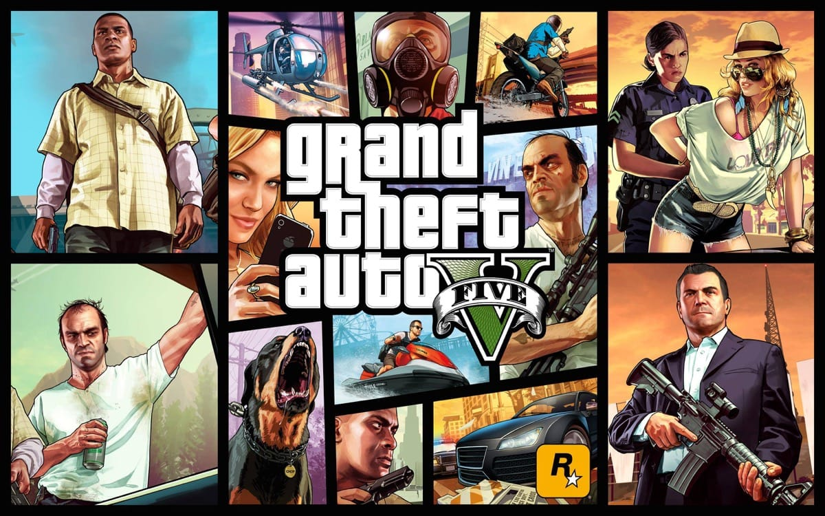 Grand Theft Auto 5 1