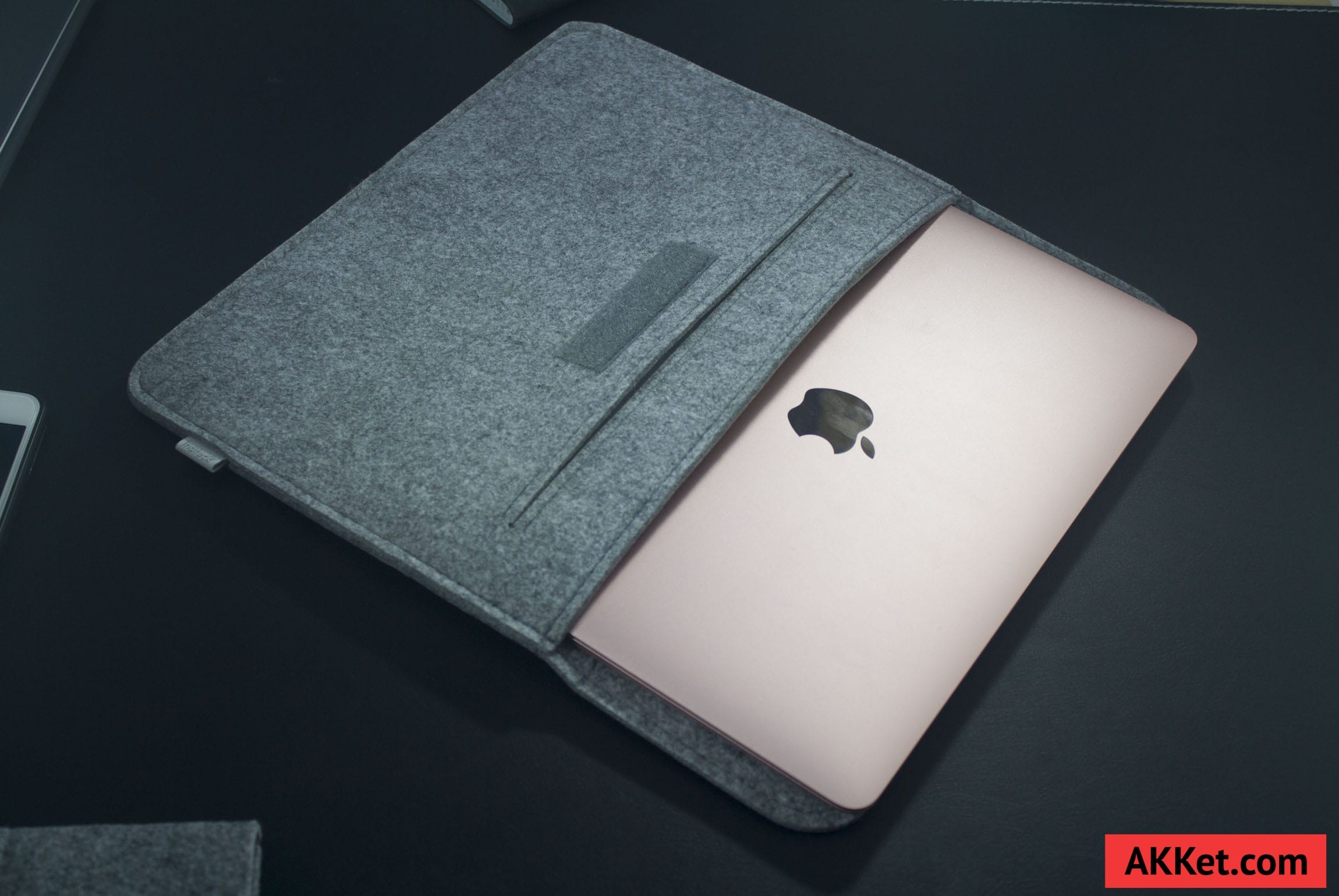 Inateck Case Tablet Sleeve для MacBook 12 Review 11