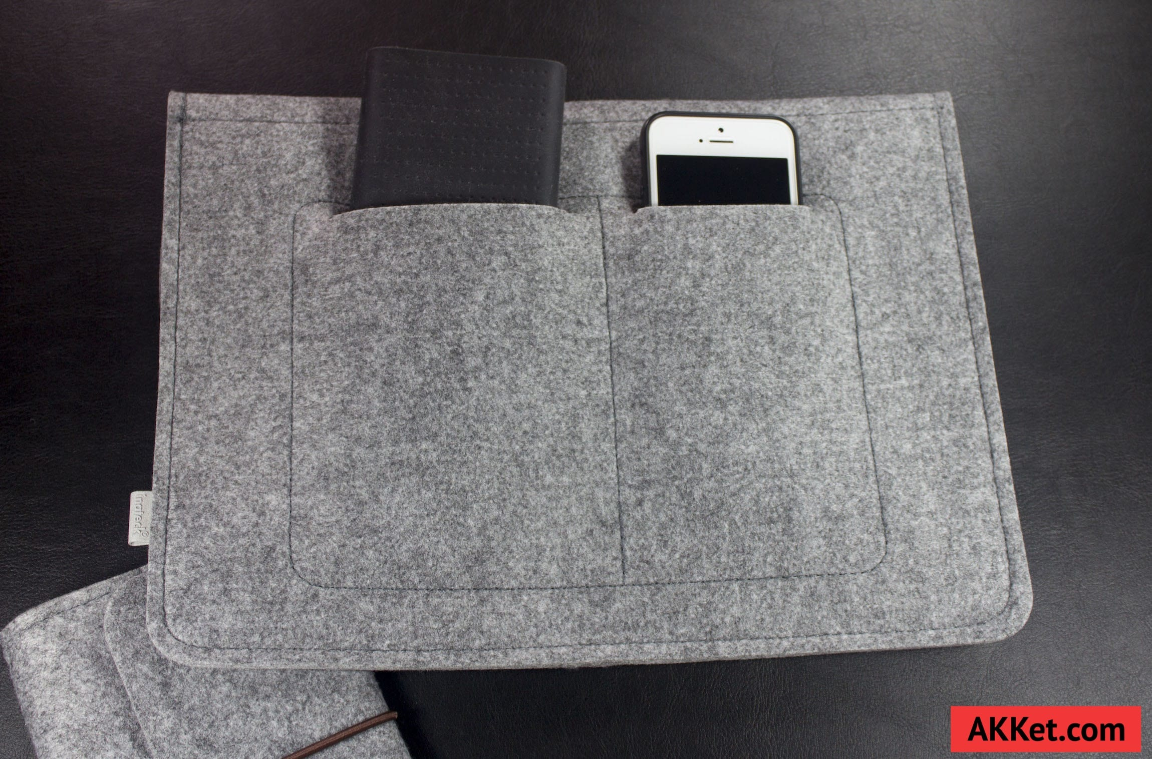 Inateck Case Tablet Sleeve для MacBook 12 Review 5