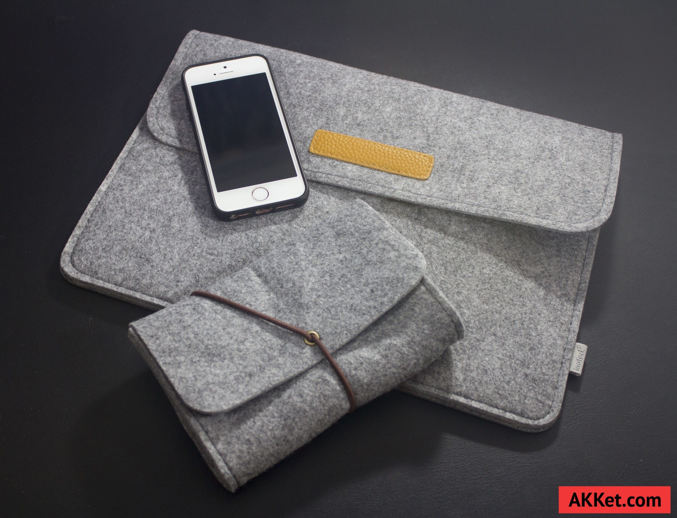 Inateck Case Tablet Sleeve для MacBook 12 Review 7