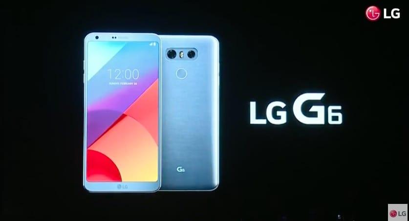 LG G6 2
