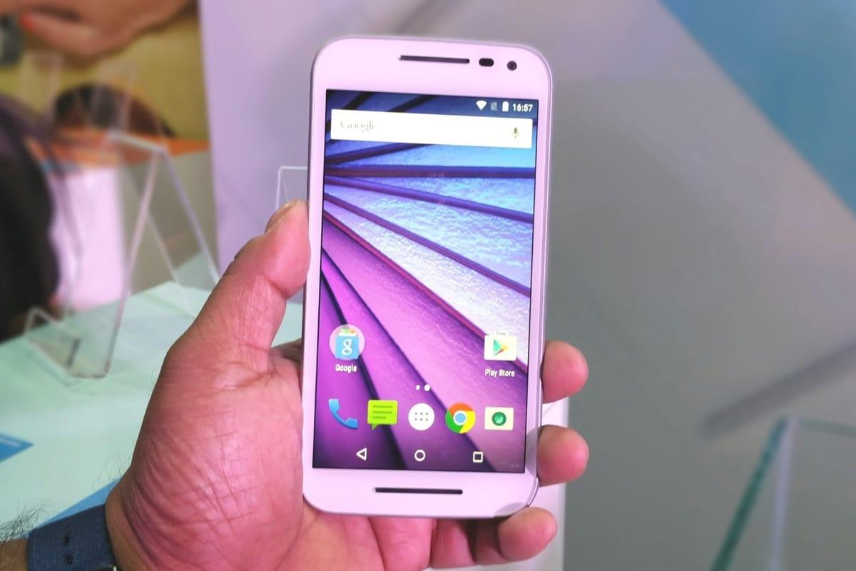 Motorola Moto 2
