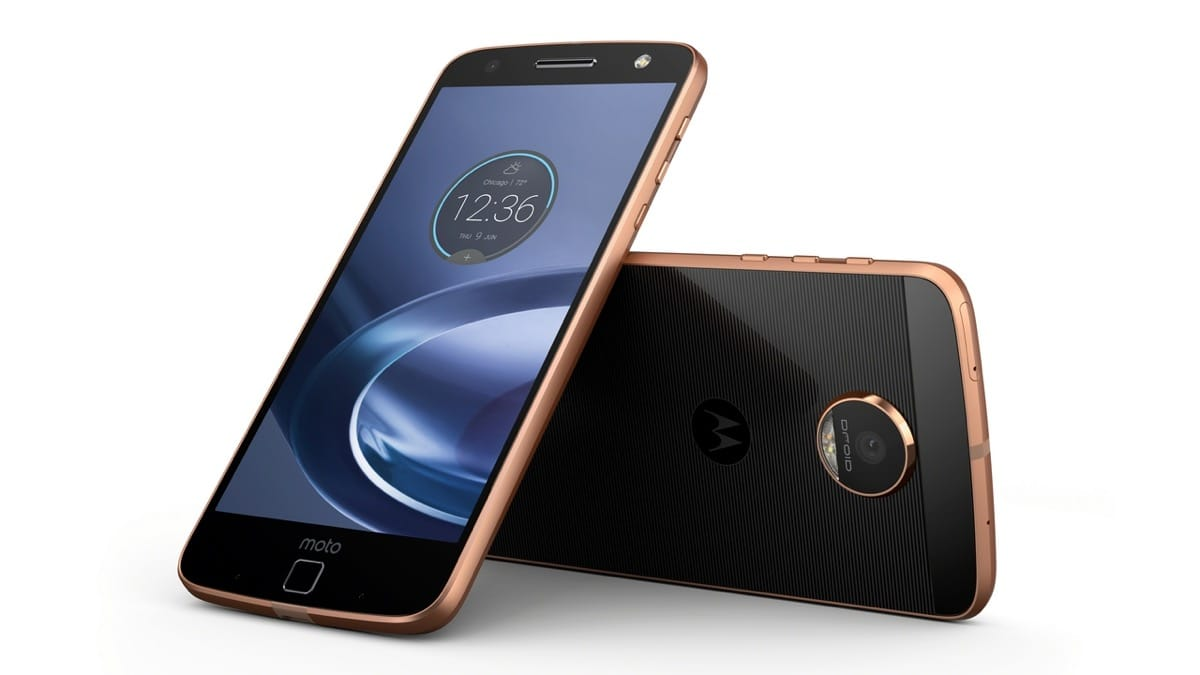 Motorola Moto Z 1