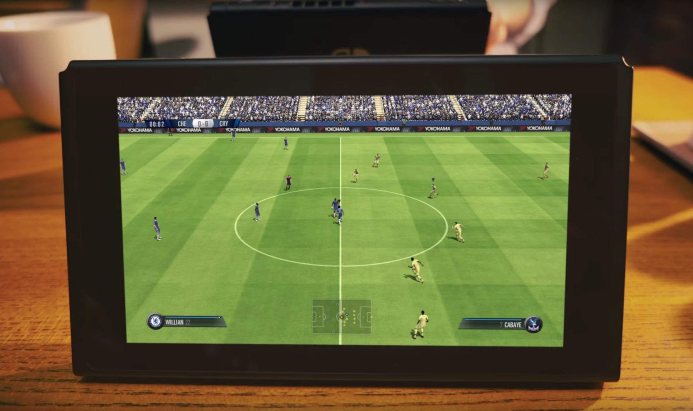 Nintendo Switch FIFA 18  Electronic Arts 2