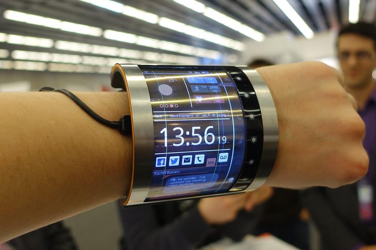 Samsung Гибкий экран