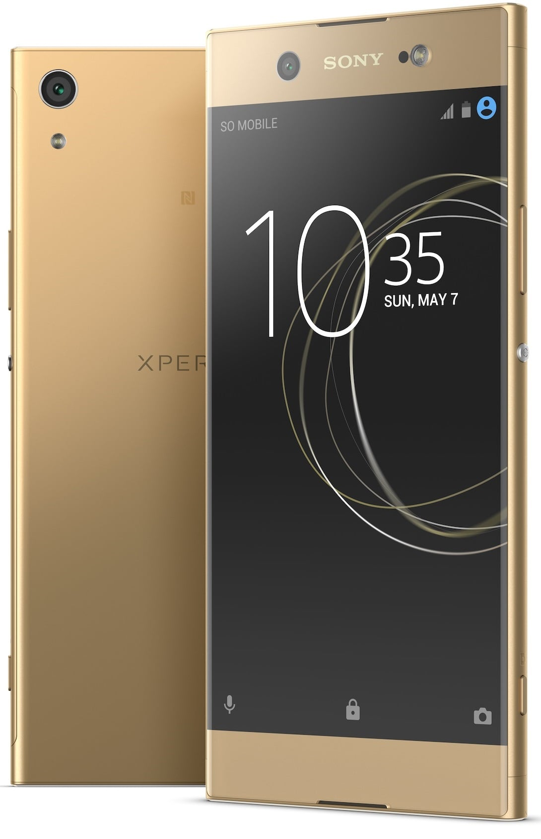Sony Xperia XA1 Ultra MWC 2017 Official 1