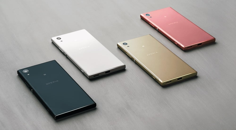 Sony Xperia XA1 Ultra MWC 2017 Official 3