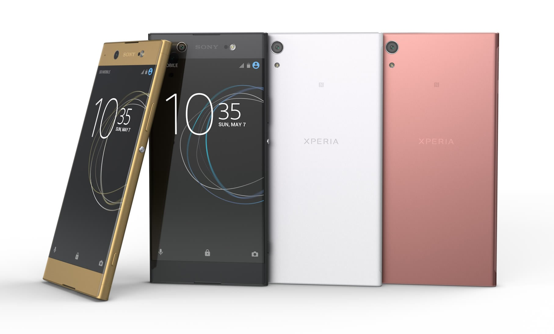 Sony Xperia XA1 Ultra MWC 2017 Official 4