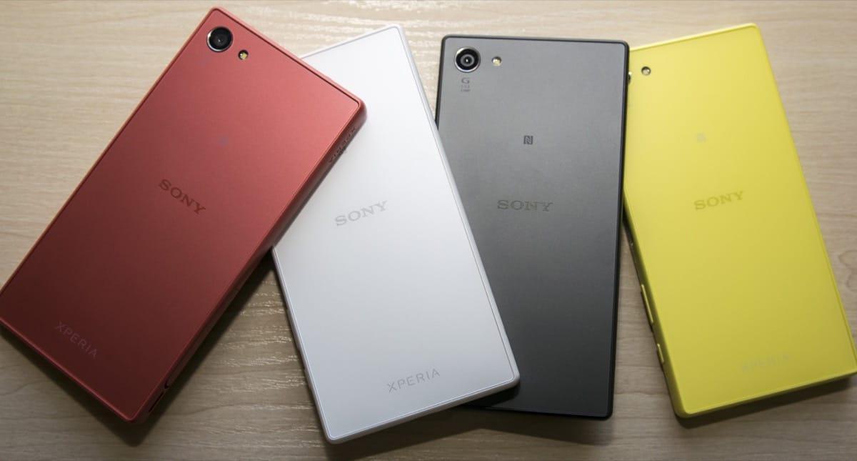 Sony Xperia XA2 3