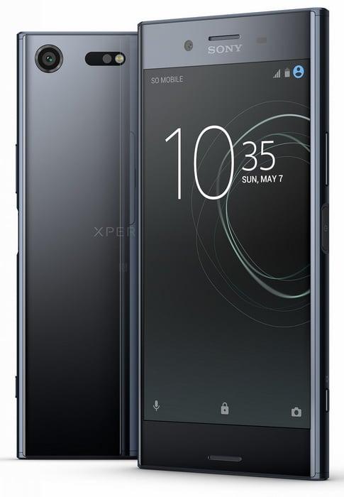 Sony Xperia XZ Premion MWC 2017 anons 5