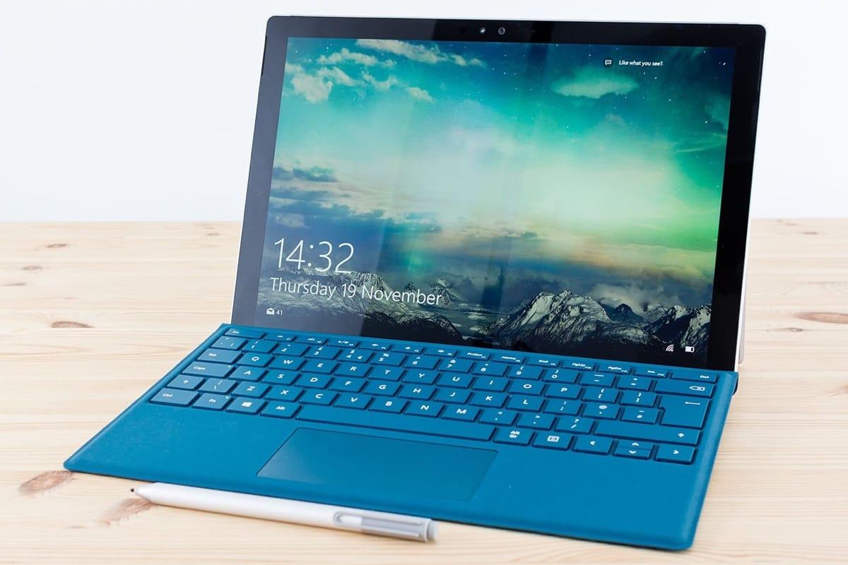 Surface Pro 5 Microsoft 54